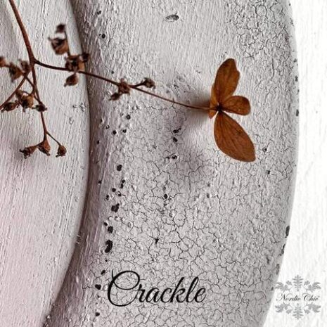 Nordic Chic Crackle